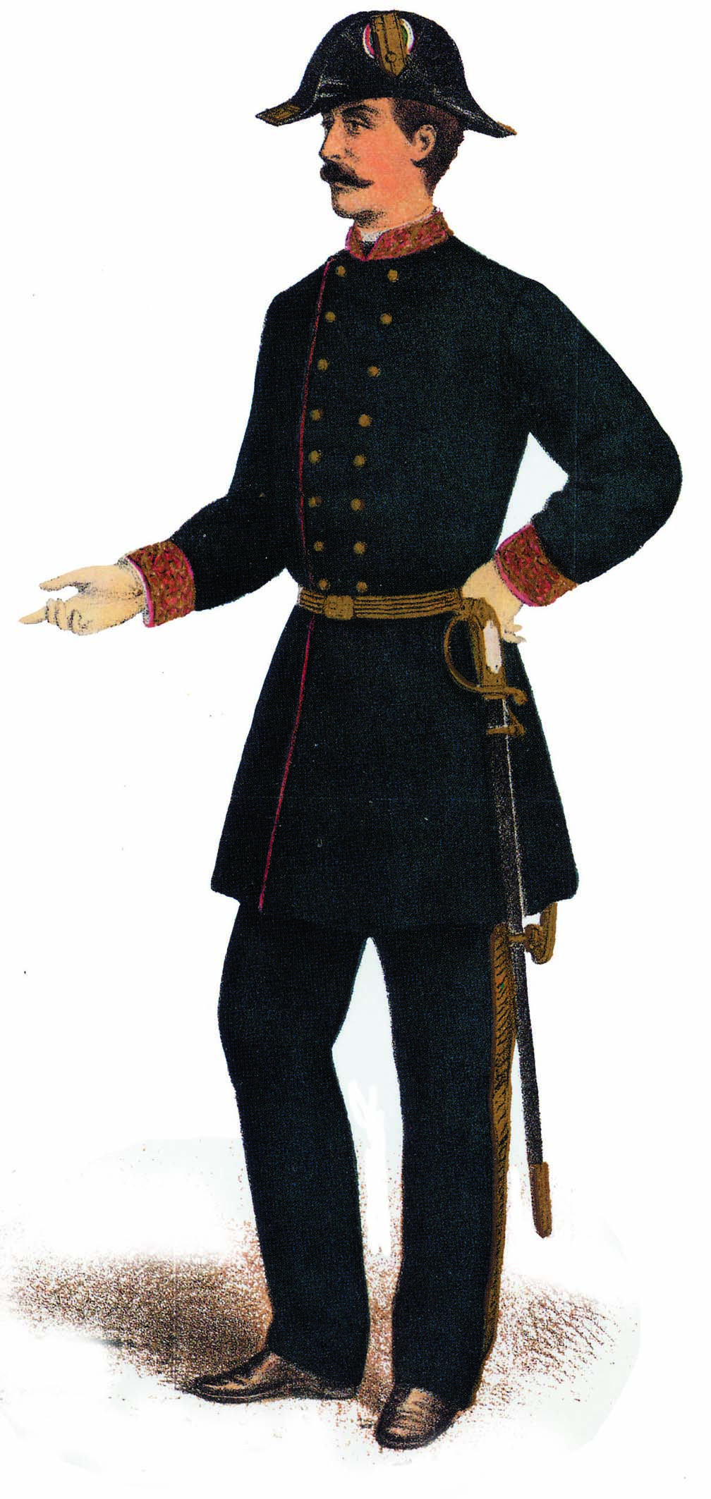 e l esercito e la chiesa anche le Poste avevano fino a met Novecento le proprie divise particolari con modelli ornati cifre e distintivi diversi per