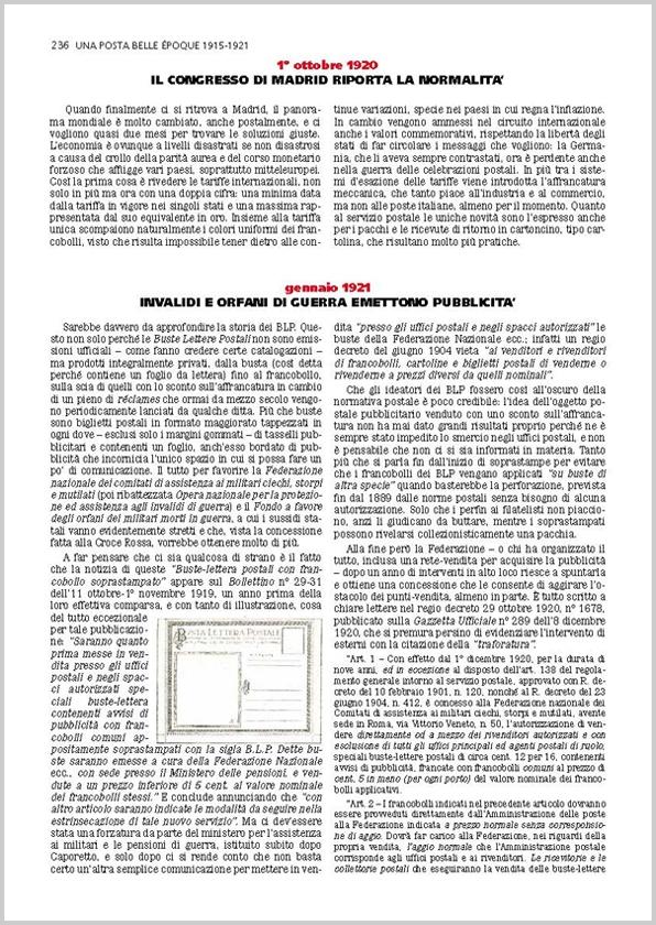 pagina esempio