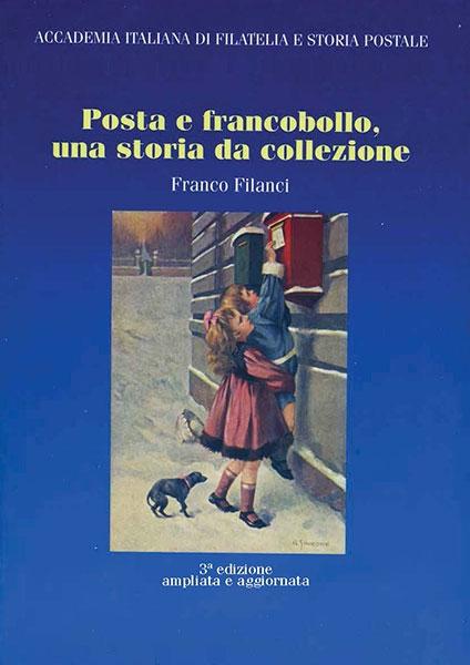 Copertina del volume: Posta e Francobollo, una storia da collezione